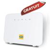 MTN Forfait - MTN HOME( 150GB internet + 2H d'appel gratuit, valident pour 1 mois) + MTN Wifi Box Alcatel