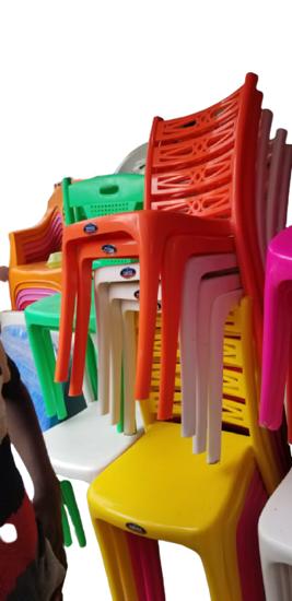 Image sur Chaises en plastique PRIMA- 03 mois