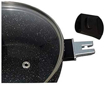 Image sur Jeu de casseroles/ Batterie de cuisine 12 pièces ROYAL SWISS- 03 mois