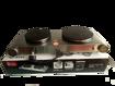 Image sur Plaque chauffante électrique double ROYAL SWISS- 03 mois