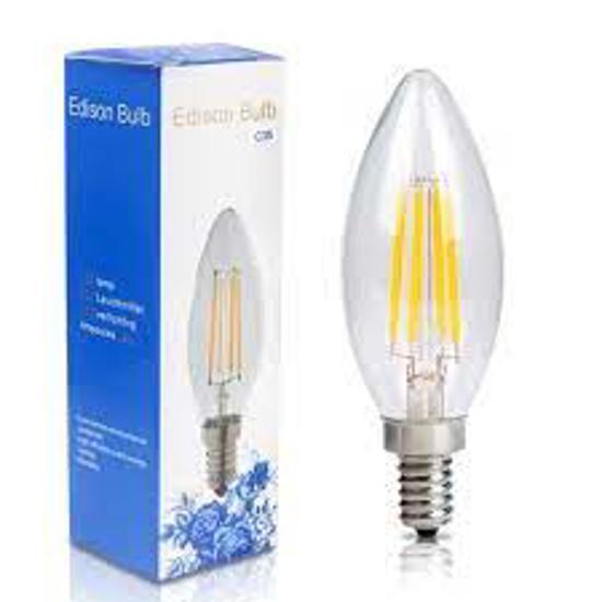 Image sur ampoule LED 4W/12