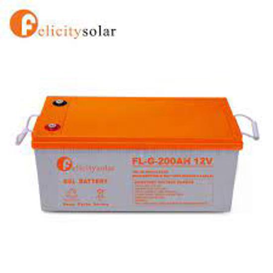 Image sur Batterie 200Ah/12V