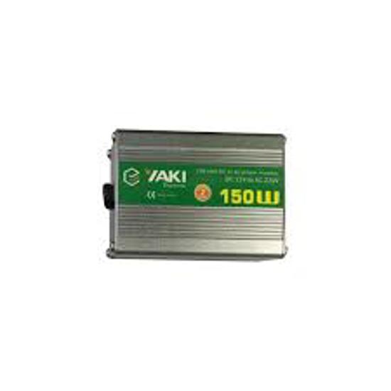 Image sur convertisseur YAKI 150W/12V