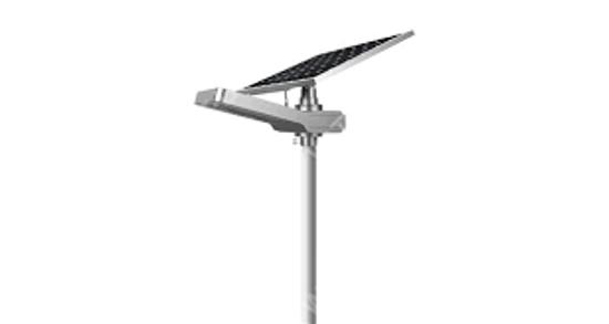 Image sur lampadaire solaires 40W