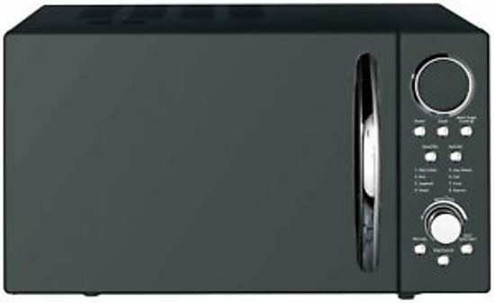 Image sur Micro onde MORPHY RICHARDS 23L  - 900 watts - couleur noire