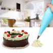 Image sur Outil de pâtisserie - 5 Douilles + Poche + Pinceau - Réutilisable