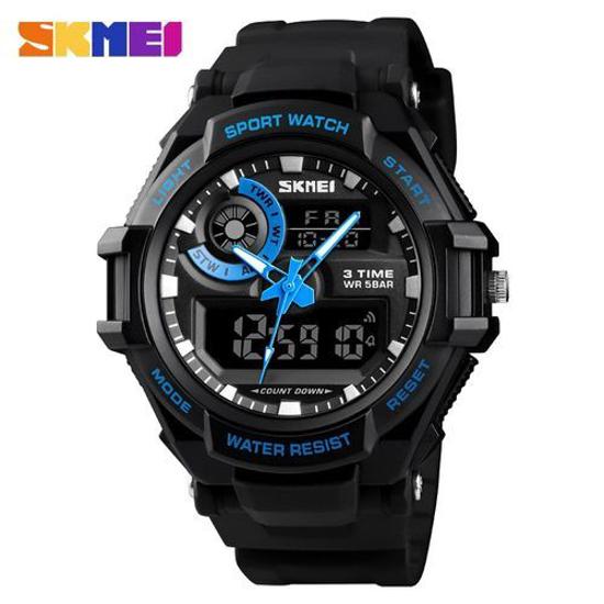 Image sur Montre Sport bracelet Silicone - SKMEI