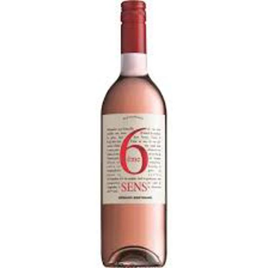Image sur Vin 6eme sens Rose Vis 12,5% - 75cl