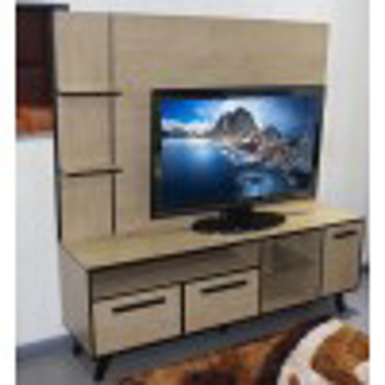 Image sur Meuble Télé MT-3058 - 140 x 140,5 x .50 cm