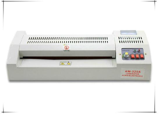 Image sur MACHINE A PLASTIFIER  A chaud A3/A4