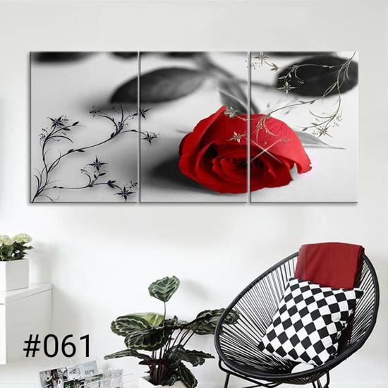 Image sur Tableau décoration d'intérieur - Fleure renversée