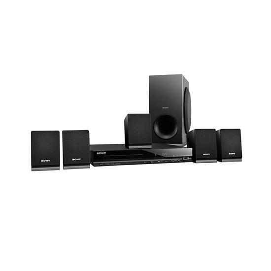 Image sur Sony Pack enceintes Home Cinema  Haut-parleurs sans fil - DAV-TZ140 - 5.1ch 330w - Noir - 3 Mois garantis