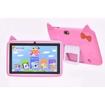 Image sur Lenosed Tablette éducative Kids Tab 2 - 7'' - 1.5 Ghz - 16 GB - 2Go - Rouge + Etui