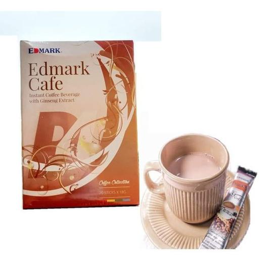 Image sur CAFE-CAFE GINSENG-EDMARK INTERNATIONAL