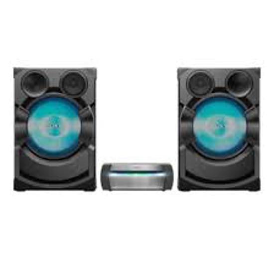 Image sur Chaine musicale Sony - SHAKE-X70  - Noir - 3 Mois garantis