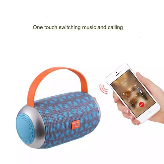 Image sur Haut Parleur Bluetooth Portable Sans Fil - TG112