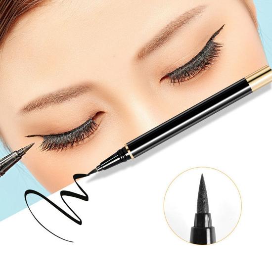 Image sur Stylo colle à cils - eye-liner sans colle hypoallergénique -  sans colle super douce et facile à utiliser