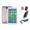 Image sur Tablette c-idea – 2GB RAM -16GB Mémoire -WiFi & Bluetooth -Dual Caméra -Dual SIM - pochette et accessoires
