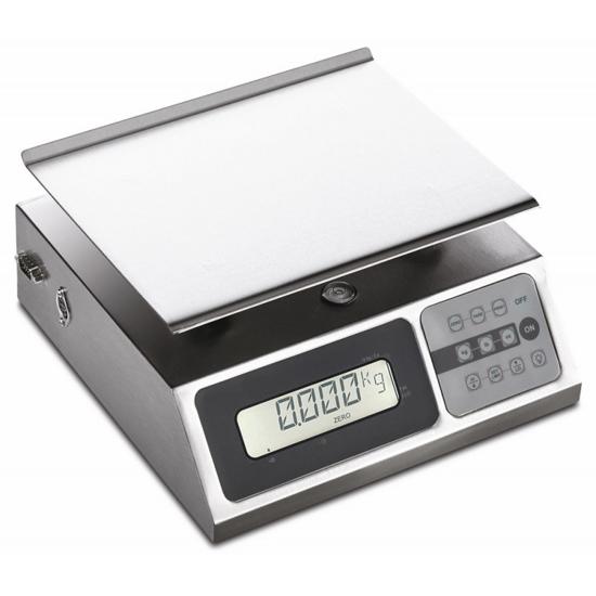 Image sur Balance numérique en inox 10kg