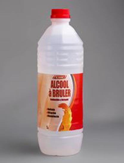 Image sur ALCOOL A BRULER - SIMAD - 1L*1