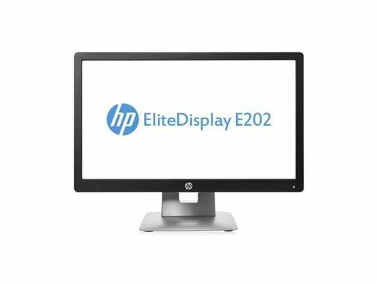 Image sur MONITEURS - HP EliteDisplay E202 20-inch Monitor
