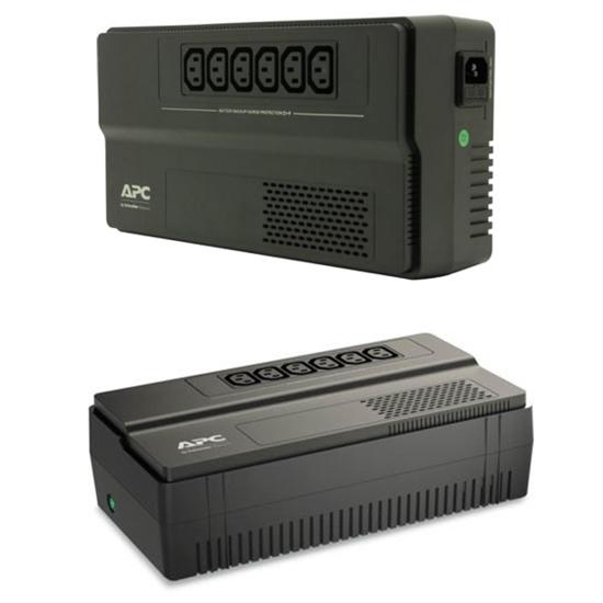 Image sur PRISE PROTEGEE ET ONDULEURS - APC - Easy UPS BV 650VA, AVR, IEC Outlet  - 230V
