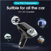 Image sur USB CAR KIT LECTEUR MP3 TRANSMETTEUR FM