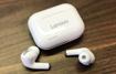 Image sur Écouteurs  bluetooth sans fil Lenovo LivePods LP1S - Blanc