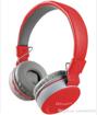 Image sur casque bluetooth audio sans fil super bass