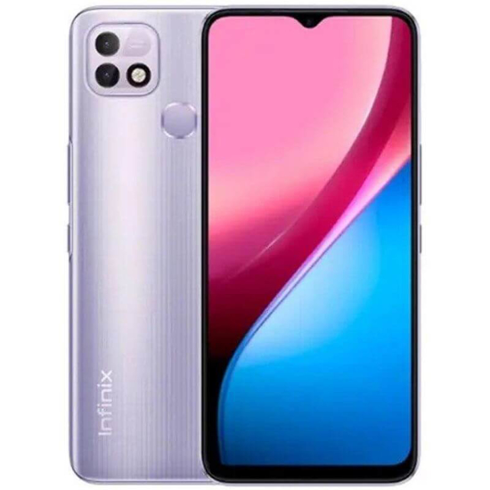 Infinix Hot 10i – Smartphone -  6.8″ HD – 2Go/64Go - 13+2MP - 12 mois garantis - iziway Cameroun