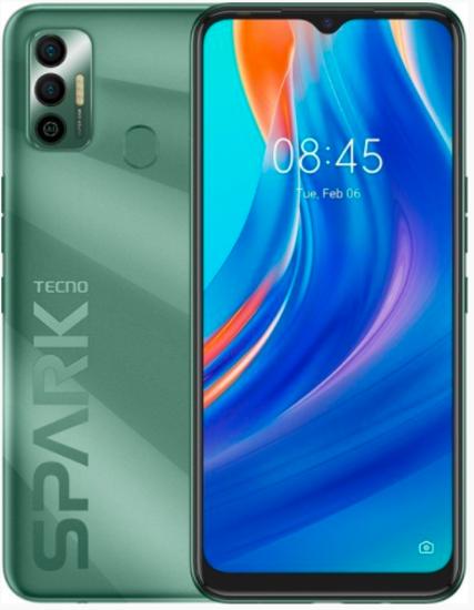 TECNO Spark7 P - 32GB+2GB / 16MP+8MP - 5000mAh - Android 11 - 12 mois garantis - iziway Cameroun