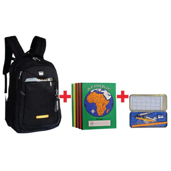 Pack secondaire - iziway Cameroun