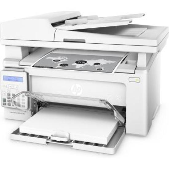 Image sur Imprimante Multifonction HP LaserJet Pro M130fn - Blanc