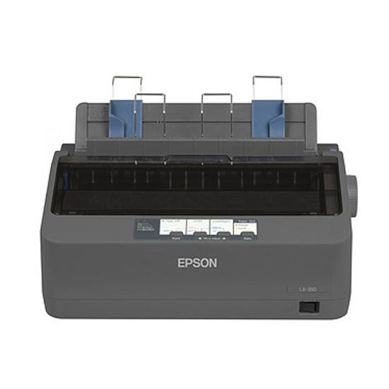 Image sur Imprimante matricielle Epson LX-350