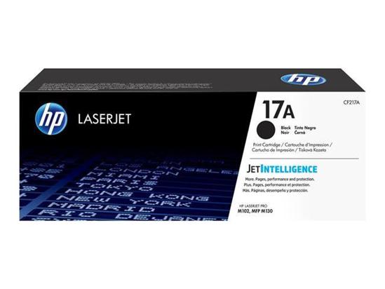 Image sur HP 17A - noir - original - LaserJet - cartouche de toner