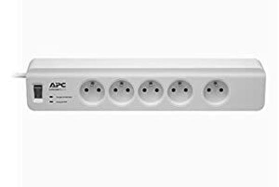 Image sur PRISE PROTEGEE ET ONDULEURS - APC - 5 ports  - 230V