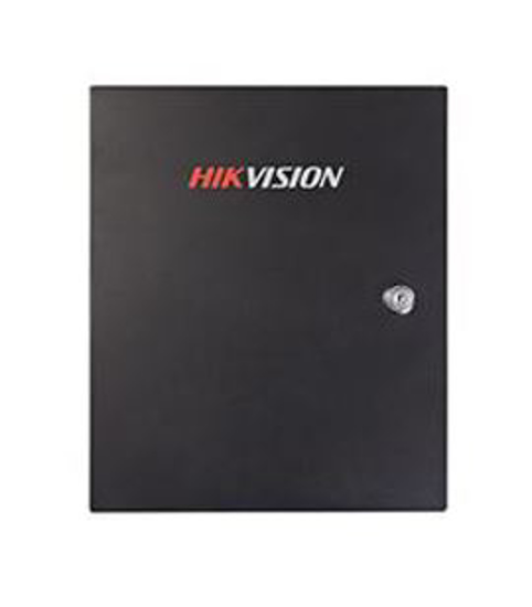 Image sur ACCESS CONTROLLER - HIK VISION - DS-K2804 - NOIRE