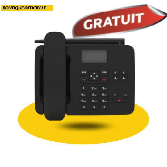 Image sur Forfait  internet - 150GB internet + 2H d'appel gratuit valides 1 mois + MTN Wifix gratuit