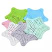 Image sur Crépine en forme d'étoile siphon de sol évier de cuisine filtre anti-blocage Silicone salle de bains vidange de sol évier de cuisine crépine