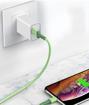 Long Cable Pt Kevin pour une charge rapide et efficace Démo IPhone X fast charge