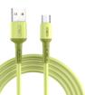 Long Cable Pt Kevin pour une charge rapide et efficace: jaune
