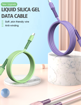 Long Cable Pt Kevin pour une charge rapide et efficace