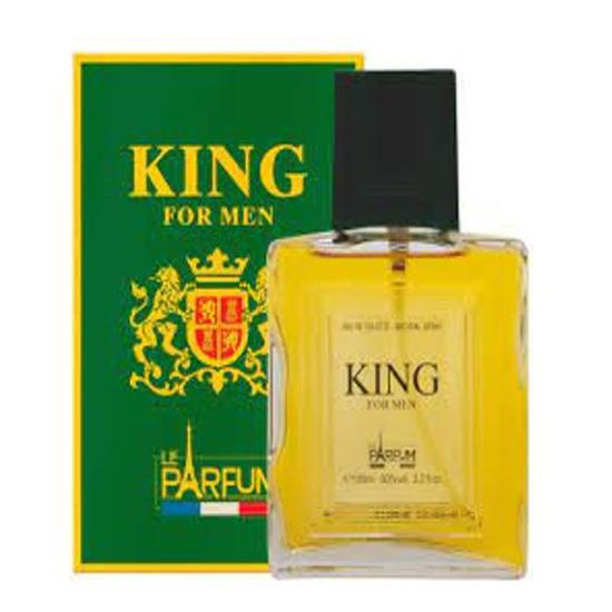 Image sur Parfum Homme - Parfum de France King of men - 100ml