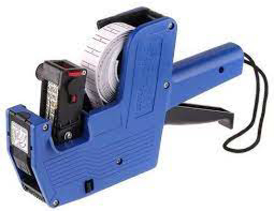 Image sur Pistolet à étiquettes de prix à 8 chiffres