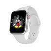 """Image sur Smart watch T500+ Serie 6 écran 1,75""""HD Bluetooth. Appelle, couleur blanche, Le Papier Peint Personnalisé, Sport Moniteur De Fréquence Cardiaque"""