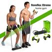 Image sur Appareil de musculation abdominal Revoflex Xtreme - Hommes et Femme - Vert et Noir