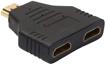 Image sur Adaptateur de Conversion HDMI vers Double HDMI