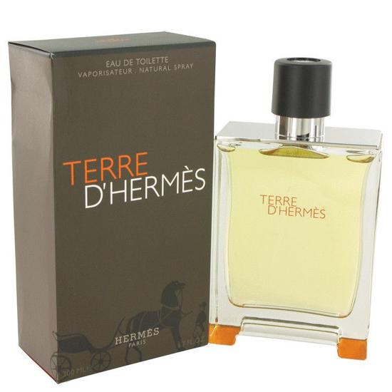 Eau de parfum - terre d Hermès - iziwaycameroun