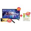 """Image sur TV 65"""" LED Numérique NDE9 - Full HD - Décodeur et régulateur Intégrés - Garantie 12Mois + NDE9 Woofer Bluetooth ND-2870 offert"""
