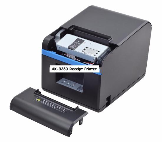 Image sur Imprimante Thermique ticket de caisse -  AK3080